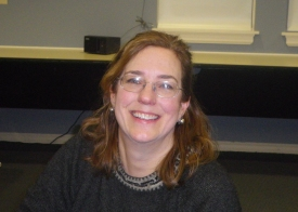 Amy Bauman, greenGoat founder
