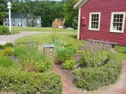 Town Hill Herb Garden