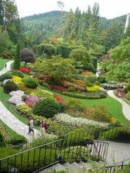 Sunken Garden Lookout