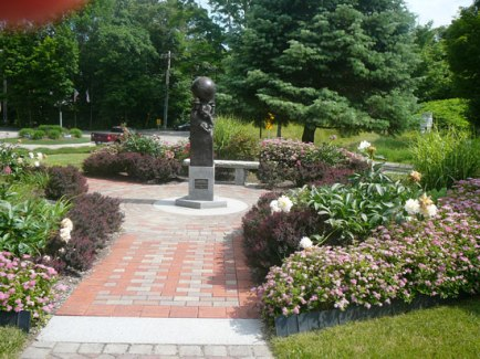 Town Hill Rose Garden