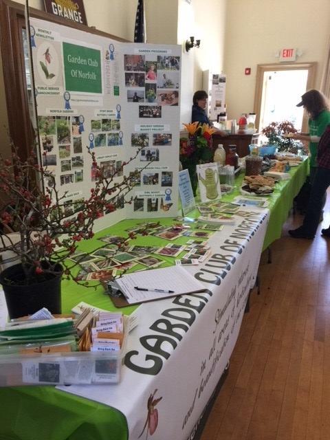 Garden Club at Healthly Living Fair2