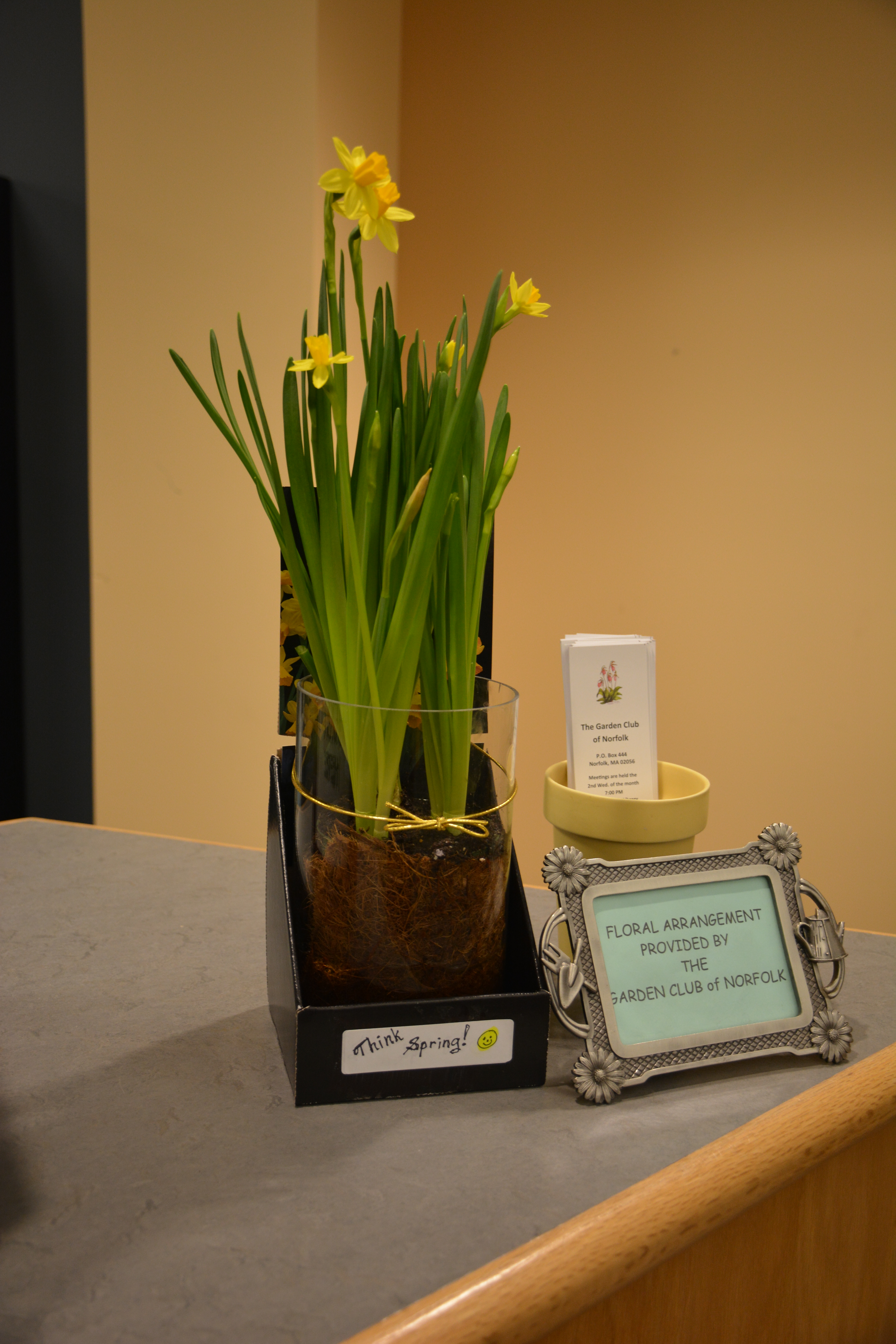 ACE Gardens – Library Flowers – The Garden Club of Norfolk, Inc.