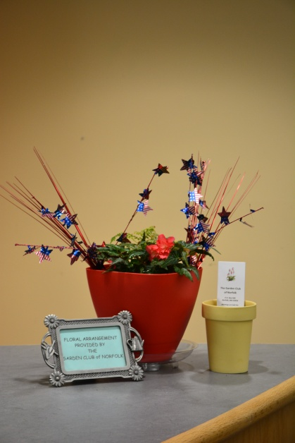 May Arrangement by Anne Prior