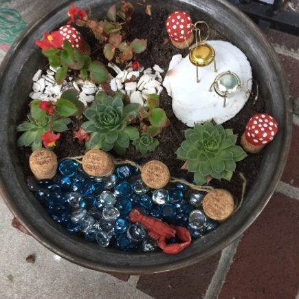 September display by Michele Drolette
