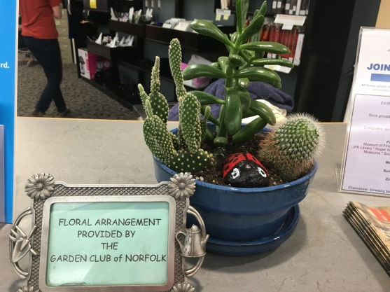 August display by Darla Waitkevich