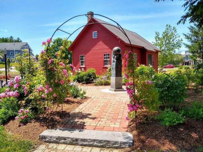 Rose Garden Arch - by Susan