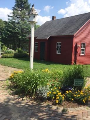 Adele's Birdhouse Garden